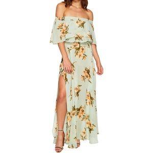NWT Flynn Skye Miranda Maxi Dress XS